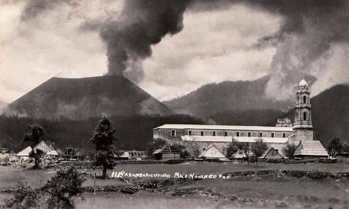 Vulcanul Paricutin 07