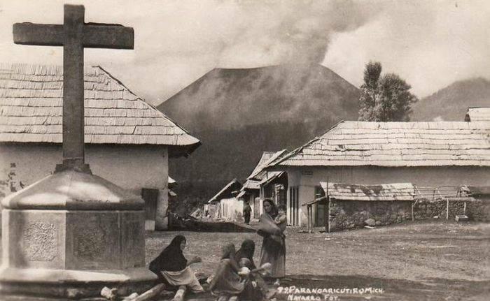 Vulcanul Paricutin 10