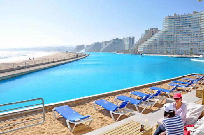 cea mai mare piscină din lume