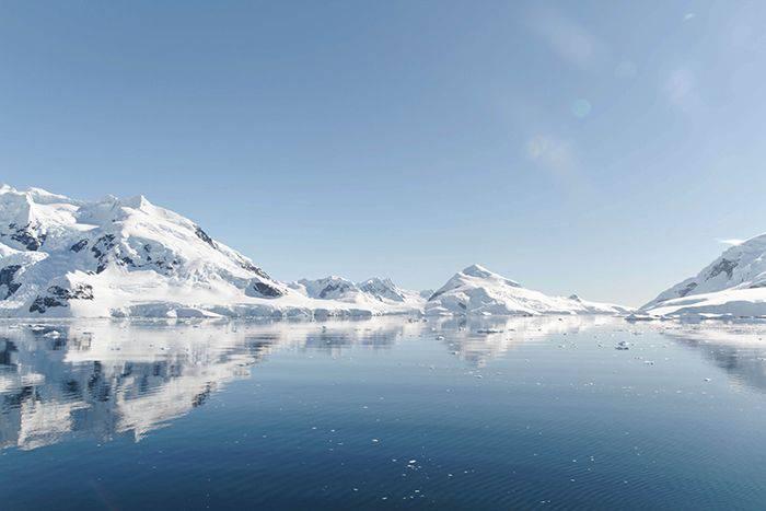 curiozități despre Antarctica