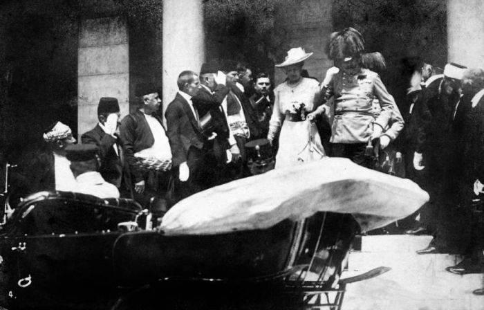 gavrilo princip Primul Război Mondial