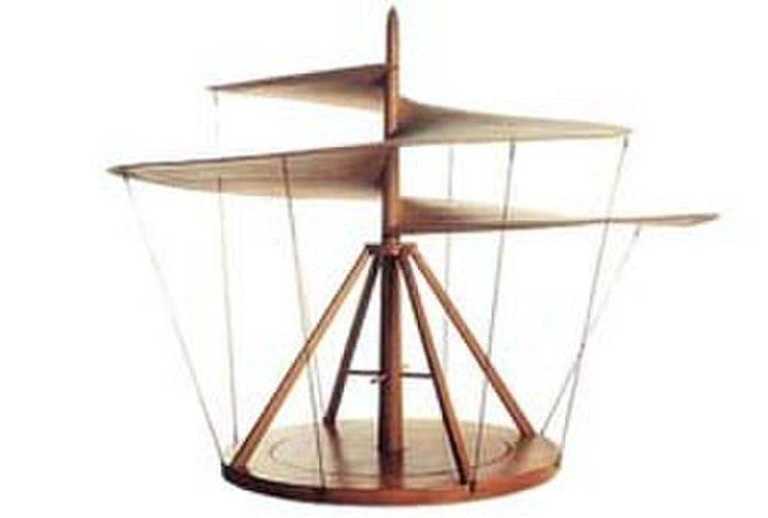 invenții ale lui Leonardo da Vinci