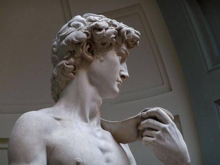 statuia lui david