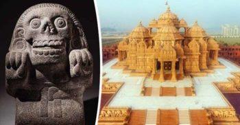 7 cele mai mari temple antice din lume, vestigii sacre ale trecutului