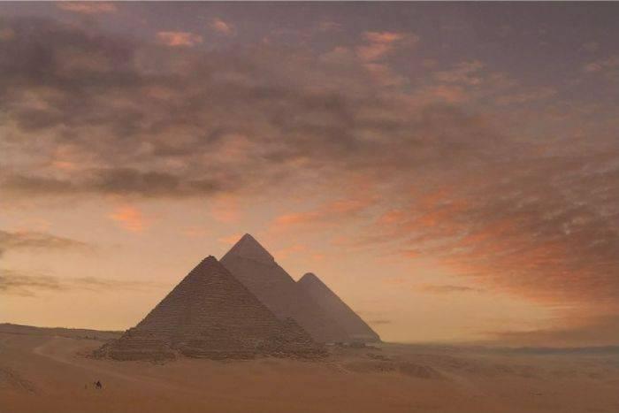 minuni ale lumii antice marea piramida