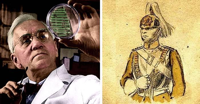 Alexander Fleming, savantul care a creat opere de artă din microbi featured_compressed