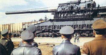 Cel mai mare tun construit vreodată: Monstrul de oțel Schwerer Gustav