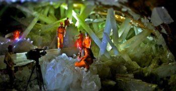 Cele mai mari cristale naturale de pe Pământ: Peștera Naica, din Mexic