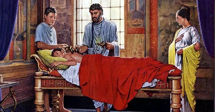 """Cine a scris, de fapt, jurământul lui Hipocrate Enigma """"părintelui medicinei"""" featured_comp"""