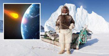 Eschimoșii din Groenlanda și armele lor făcute din fier din meteorit featured_comp