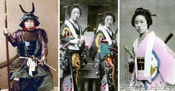 Femeile-samurai din Japonia: Povestea teribilelor Onna-bugeisha