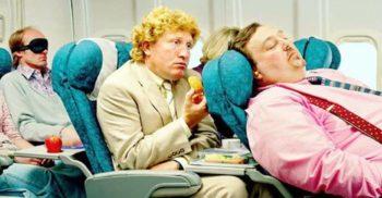 Igiena la înălțime: Care este cel mai murdar loc într-un avion?