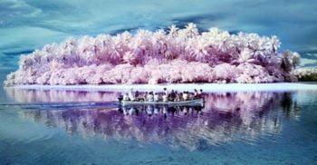 Insula daltoniștilor, locul unde lumea se vede în culori ciudate