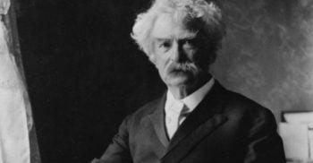 Latura întunecată a vieții celebrului scriitor Mark Twain