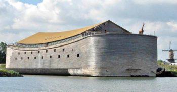 Un olandez a construit Arca lui Noe, care arată uimitor și costă pe măsură