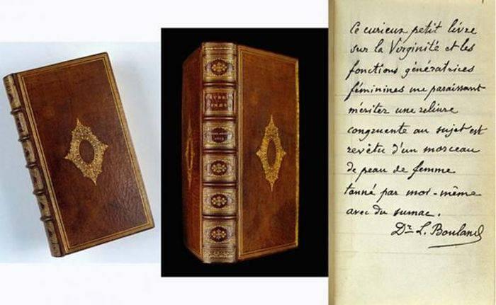 O carte din Biblioteca Wellcome