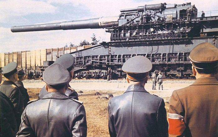 The largest cannon ever built