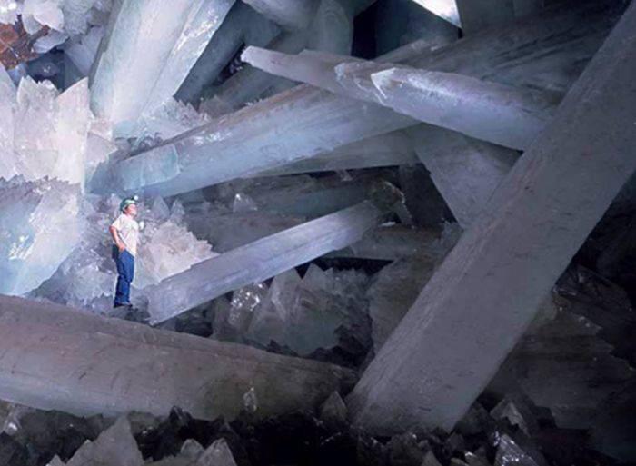 Cele mai mari cristale