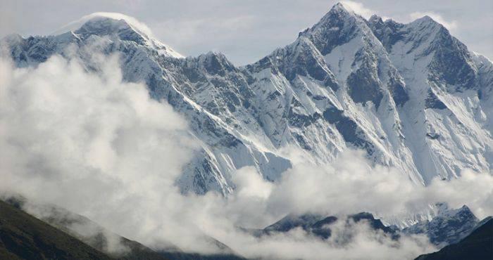 curiozități despre vârful Everest