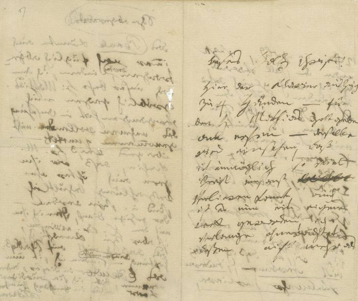 scrisoarea lui Beethoven