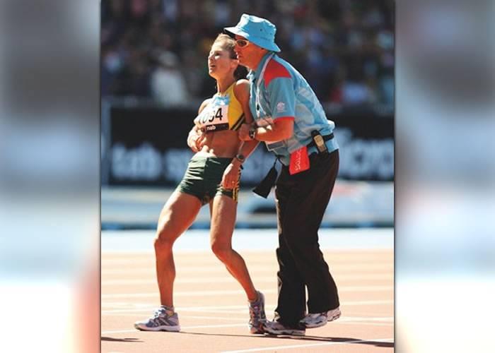 Sportiva Kate Smyth, din Australia