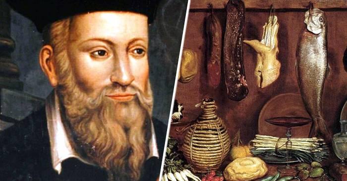 5 curiozități despre Nostradamus, profetul care a scris o carte de bucate featured_comp