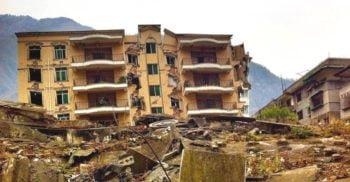 Beichuan, ruinele conservate ale unui oraș distrus de cutremur
