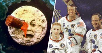 Ce caută pe Lună o piatră de pe Terra? Așchia nu sare departe de trunchi