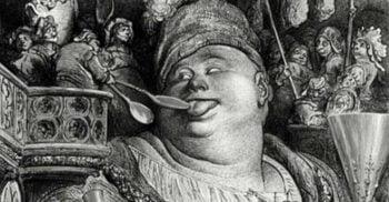 Cel mai mare mâncău Bizarul caz al lui Tarrare, omul căruia îi era mereu foame featured_compressed