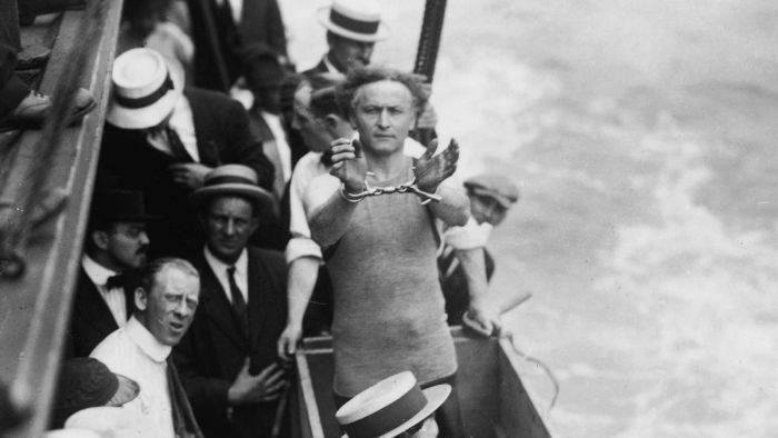 Cum a murit Houdini