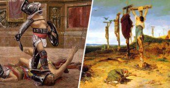 Finalul tragic al lui Spartacus și al gladiatorului care a fost mâna sa dreaptă