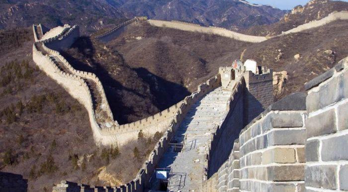 Marele zid chinezesc 01