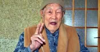 Viața simplă a celui care a fost cel mai bătrân bărbat din lume