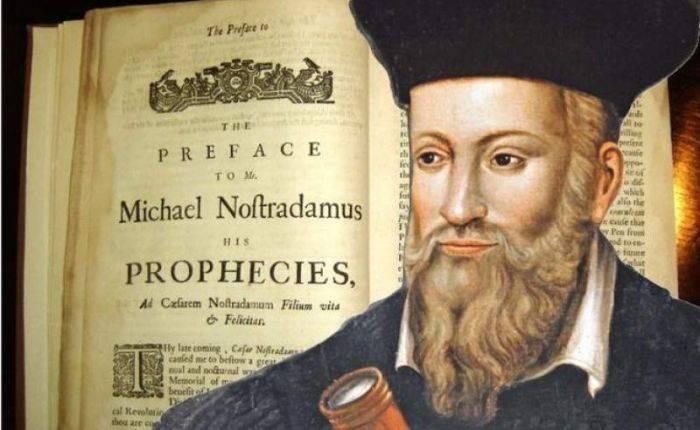 curiozități despre Nostradamus