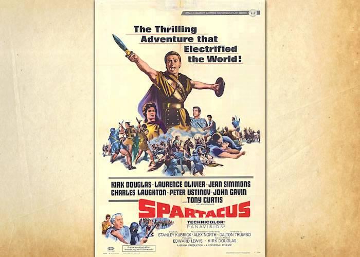 gladiator spartacus film