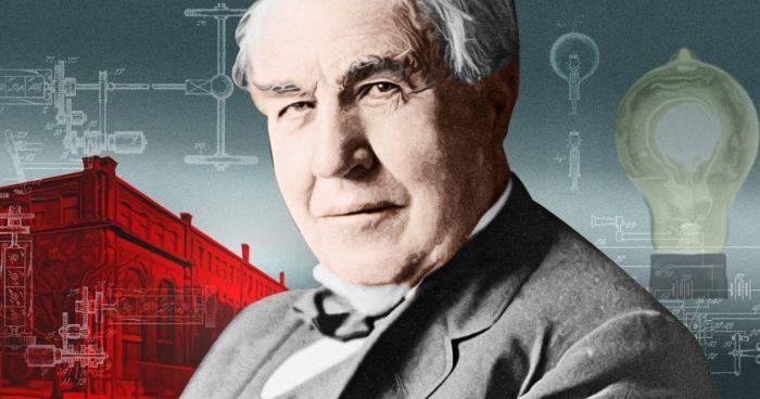 A furat Thomas Edison invențiile altora? Da! Iată trei exemple