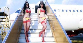 5 companii aeriene neobișnuite și serviciile lor ciudate