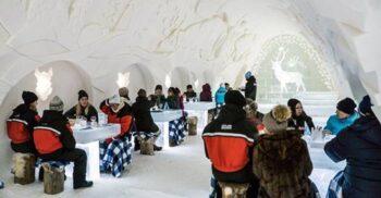 6 hoteluri de gheață minunate pe care ți-ar plăcea să le vizitezi