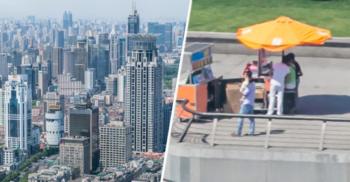 Cea mai mare fotografie recentă are 195 de gigapixeli. Panorama incredibilă a orașului Shanghai featured