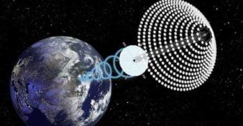 China construiește în spațiu o centrală de energie solară