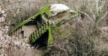 Piramida de la Bomarzo, comoara pierdută a etruscilor