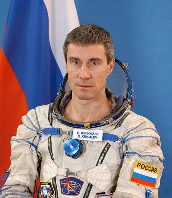 Serghei Krikalev