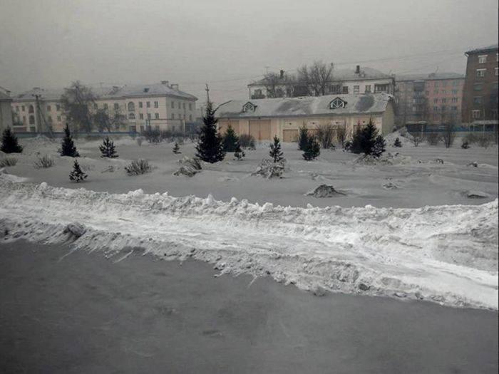 zăpada neagră