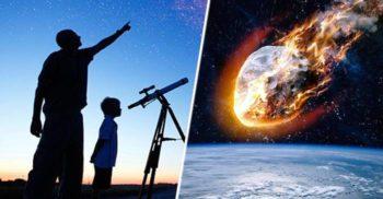 5 explozii colosale cauzate de obiecte venite din spațiu