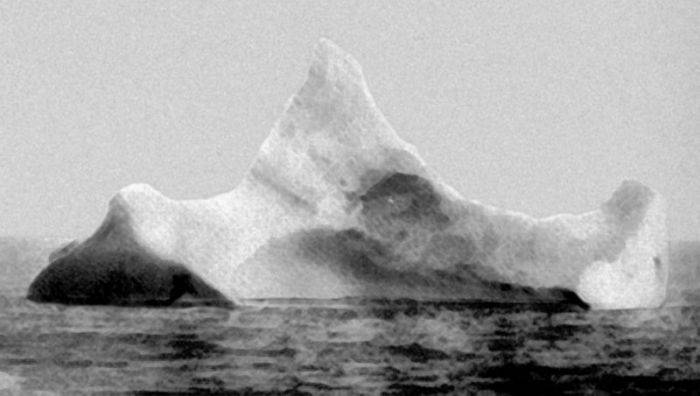 Curiozitati despre Titanic - Iceberg