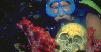 Laguna Truk, cel mai sinistru cimitir subacvatic din lume