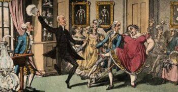 Petrecerile cu gaz ilariant, distracția preferată a Occidentului în urmă cu 200 de ani