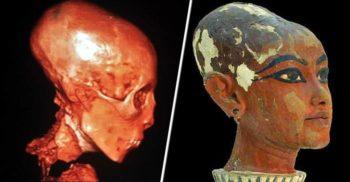 20 de adevăruri istorice și curiozități despre Tutankhamon