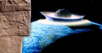 """Avertisment din preistorie: """"Ceva"""" a lovit Pământul acum 13.000 de ani"""
