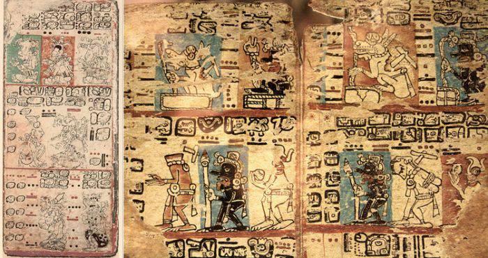 Codicele mayase